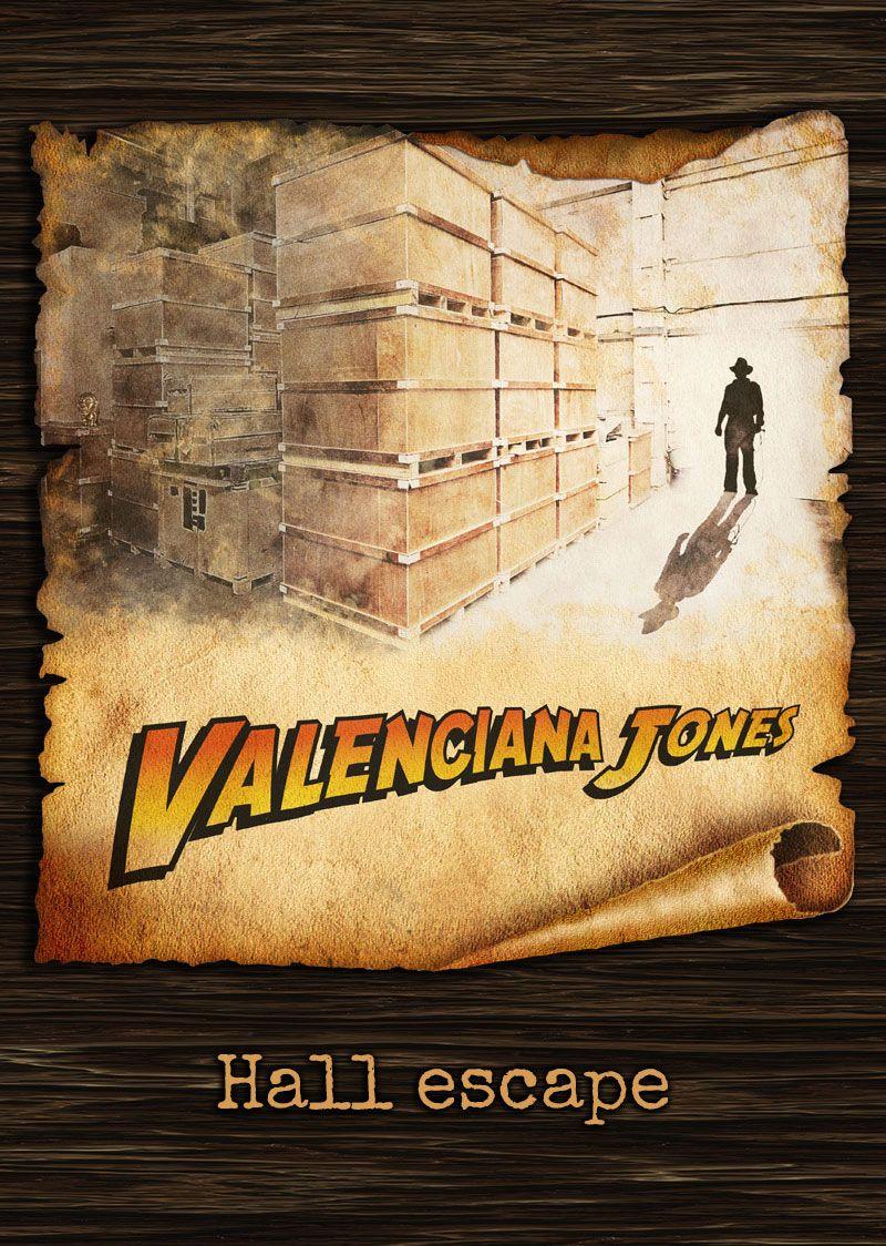 Valencia Escape Room - Valenciana Jones